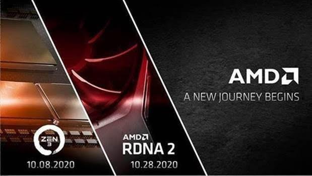 """Yeni Nesil Ryzen Masaüstü İşlemciler – 8 Ekim 2020 – <br /> """"Zen 3"""" mimarili yeni nesil Ryzen masaüstü işlemcilerle ilgili daha fazlası için sizleri bu duyuruya davet etmekten dolayı heyecan duyuyoruz. Dr. Lisa Su ve diğer AMD yöneticileri """"Zen 3"""" için bu yeni  yolculuğu 8 Ekim günü saat 19:00'da başlatıyor olacaklarYeni Nesil Radeon Grafik Ürünleri – 28 Ekim 2020 – <br /> Dünyanın dört bir yanındaki oyuncuları Radeon Grafik Ürünleri'nin bu yeni nesliyle büyülemeye hazırlanırken, sizleri RDNA 2 mimarimiz, Radeon RX 6000 serisi grafik kartlarımız ile oyun geliştiriciler ve ekosistem ortaklarımızla olan işbirliklerimiz hakkında daha fazla bilgi almak için davet ediyoruz. Oyunculuğun geleceğinin anlatılacağı bu etkinliğe 28 Ekim 2020..."""