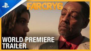 Far Cry 6 - World Premiere Trailer | PS4