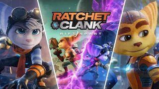 Ratchet Clank: Ayrı Dünyalar - 1. Bölüm (Türkçe) - HDR/60fps
