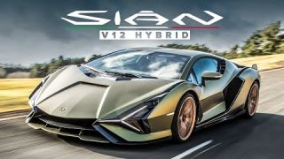 NEW Lamborghini Sian FKP 37: 808 hp, V12 Hybrid Supercar - First Drive Review   Carfection 4k