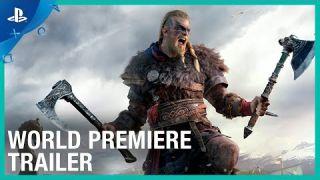 Assassin's Creed Valhalla - Cinematic World Premiere Trailer | PS5
