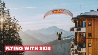 Speedriding Through An Alpine Resort | From Avoriaz With Love