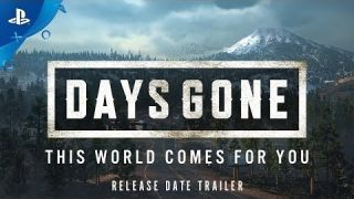 Days Gone – This World Comes For You | PS4